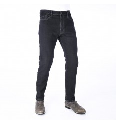 Oxford Slim Approved AA motoros farmer fekete