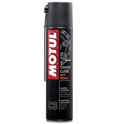 Motul C3 Chain Lube Off Road láncolajzó spray 400ml