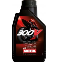 Motul 300V 4T 10W-40 Factory Line road racing